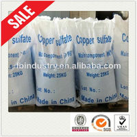 Hot sale Low price copper sulfate agricultural grade Factory offer directly