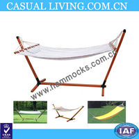 Swing Chair Bed hammock With Wooden Stand