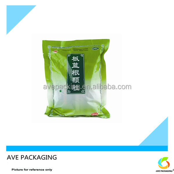 Plastic bags printing packaging bags Medicine Bag