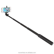Essentialz aluminum material mobile phone bluetooth selfie stick mobile phone accessories