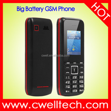 1.77 Inch TFT Display Dual SIM Card Big Battery Low Price GSM Phone Cell Phone ECON Y1