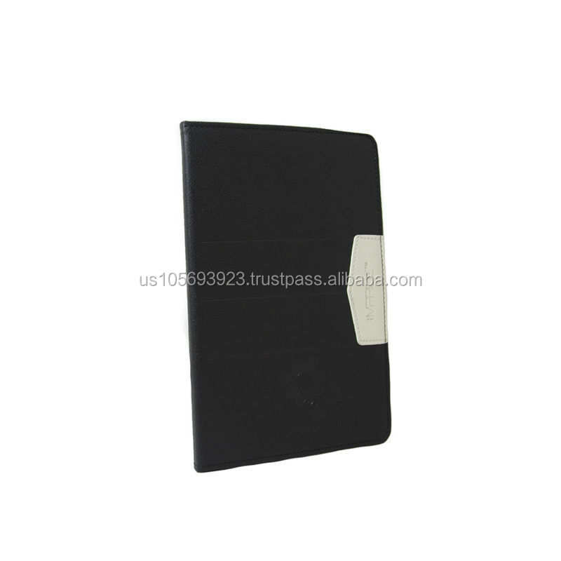 IMPRUE Folder stand design high quality leather case for Ipad mini with 4colors
