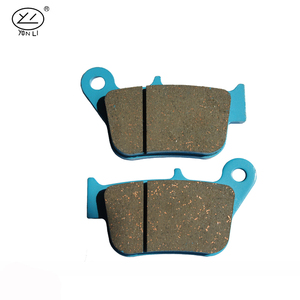 YL-F217 motorcycle brake pad for SYM Max Sym 400i inc ABS