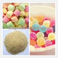 Food Gelatin Powder Bovine Bone Food