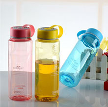 bpa free pp plastics sport water bottle with handles caps water bottle manufacturing plastic drinking water bottle hot sale