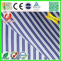 Hot sale polyester/cotton yarn dyed oxford fabric wholesale for garment