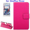 New Arrival Leather Case for OnePlus Three Case, Mobile Phone Accessory for OnePlus