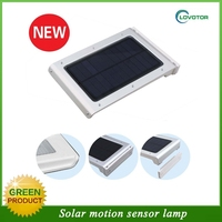 Motion sensor mode solar wall light with factory price