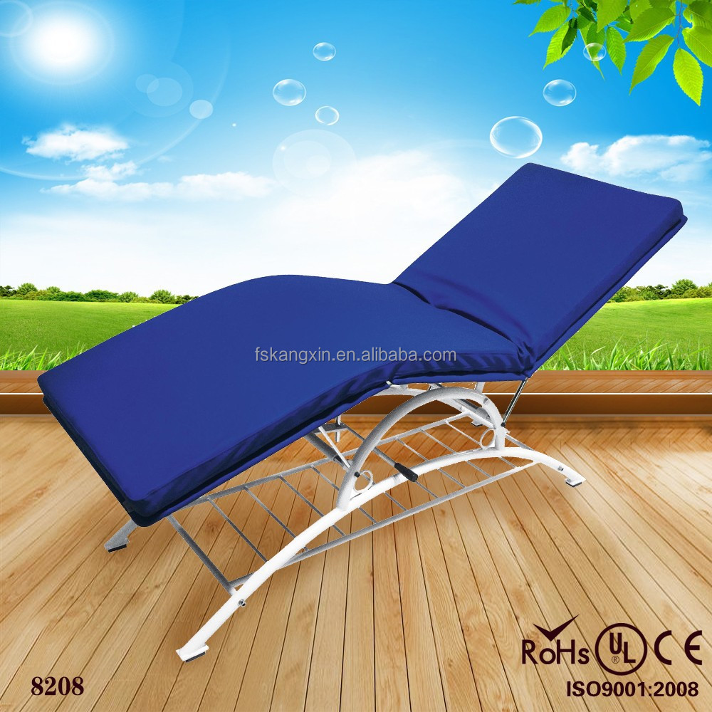 Luxury comfortable used beauty salon furniture/ automatic massage bed KM-8208