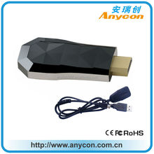 2014 New Product 1080P HDMI Support Miracast DLNA Airplay Protocol Wifi Display Dongle Ezcast