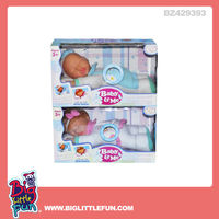 14 inch IC Sleeping Baby Doll Factory For Sale