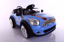 Foot-step Ride On Car 300SL with Music and Light Parental Control Car Baby Car