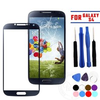 Replacement Front Outer Screen Glass Lens For Samsung Galaxy S4 i9500