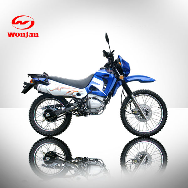 Super Powerful 200cc Dirt Motorcycle Made In China(WJ200GY-B)