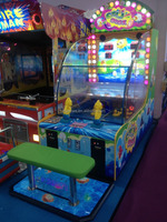CUTE CHASE DUCK lottery shooting arcade redemption game machine