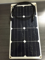 15W,25W,65W,115W,135W,155W,185W High Efficiency Bendable PV Module/flexible solar panel/Mono panel