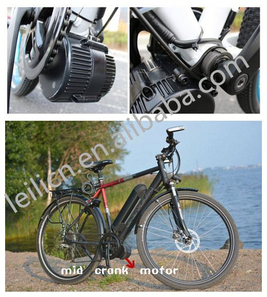 New design ! mid mount bicycle motor
