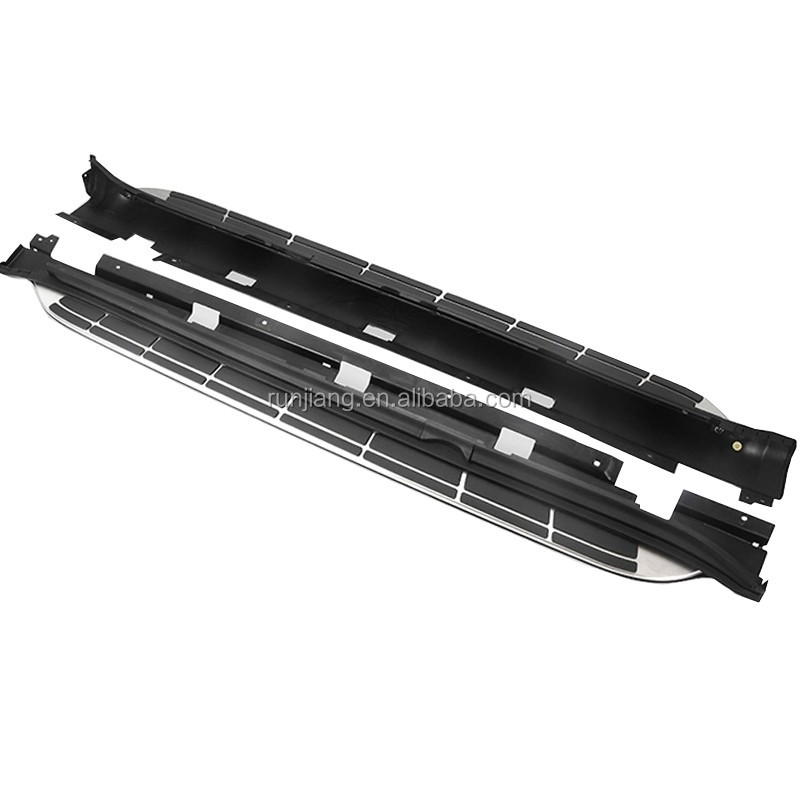 Hot Sale! Top-class Aluminium Side Step / Running Board for Porsche Macan 2015