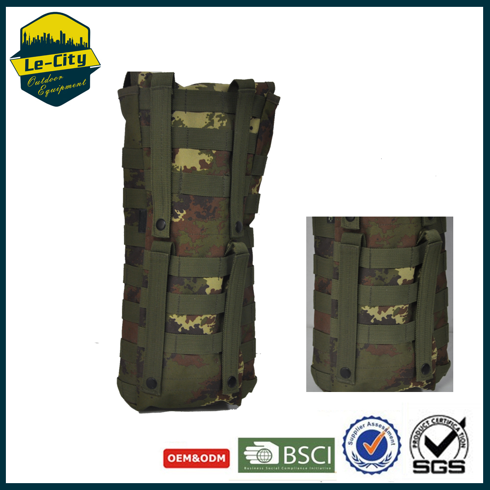 High Quality Low Cost Utility molle military pouches 600D Multicam Pouch bag