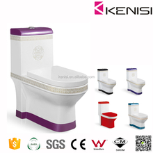 2340 Sanitary Ware Bathroom Washdown Design Chinese WC Toilet Price
