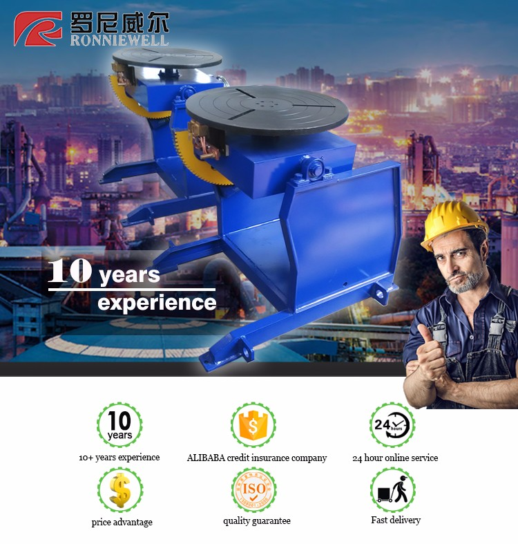 Lowest price unique design manipulator welding positioner