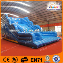 Durable Strong 0.55MM PVC Air Filled Inflatable Slide