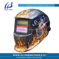 Buy auto-darkening welding helmet / hard hat welding helmet in ...