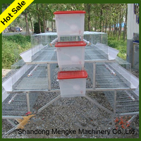 2016 hot selling chicken breeding battery cage system for layer