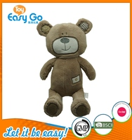 Customized brown soft bear toys