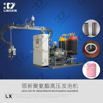 PU Perfusion High Pressure Foaming Machine
