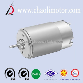 high torque vibration dc motor CL-RS555 for Massager from ALI gold supplier