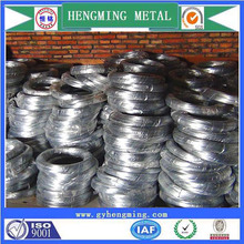 2.75mm galvanized steel wire from Hengming with good price