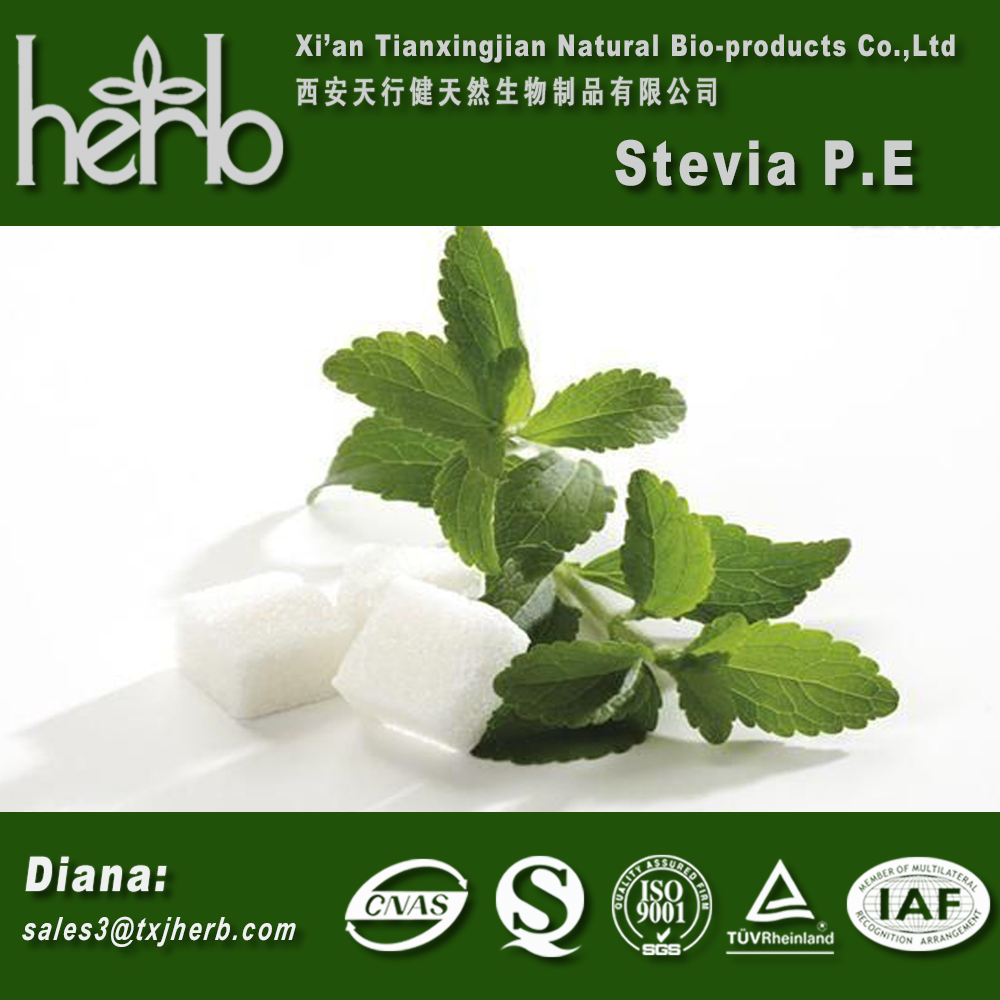 China Wholesale Organic Sweetener Powder Stevia/steviol glycosides