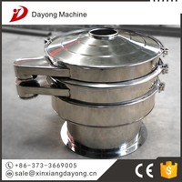CE ISO low price cheap mining gyratory mobile vibrating screen machine DY series