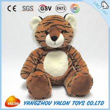 Personalized Newest big stuffed tiger