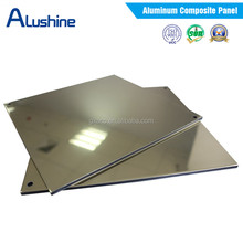 Mirror ACP / external cladding facades mirror wall panel