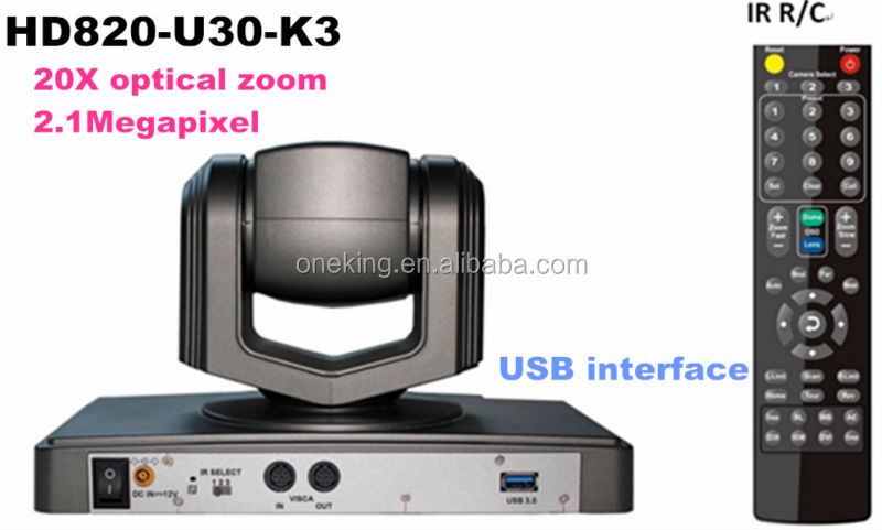 PTZ Cheap usb camera for video conferencing