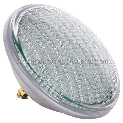 Factory price 12v rgb color 40w super bright par56 LED swimming pool light recessed underwater light
