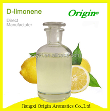 Edible Essential Oil Sweet Orange Oil With 90% High Quality D-limonene 138-86-3 for Flavour & Fragrance