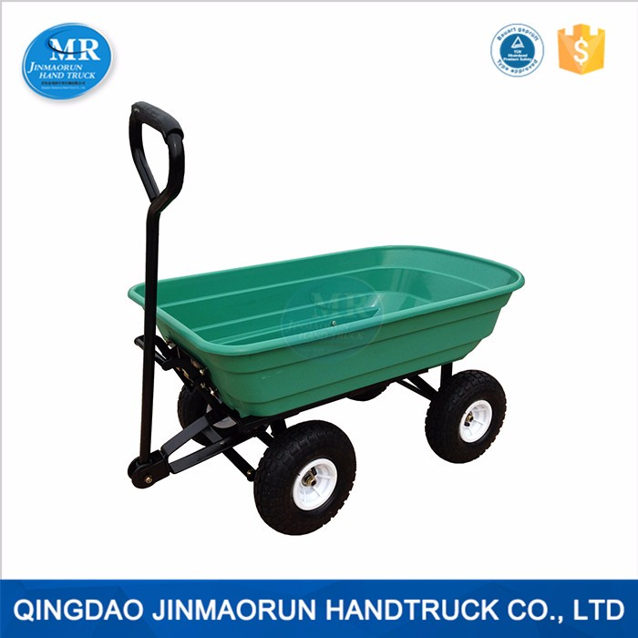 Manufacturer Supply Factory Price Hand Pull Wagons