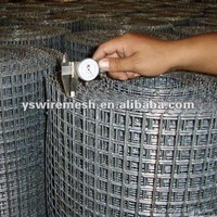 construction iron welded wire mesh