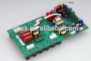Low Price PCBA Electronic Customized single sided pcb design and assembly