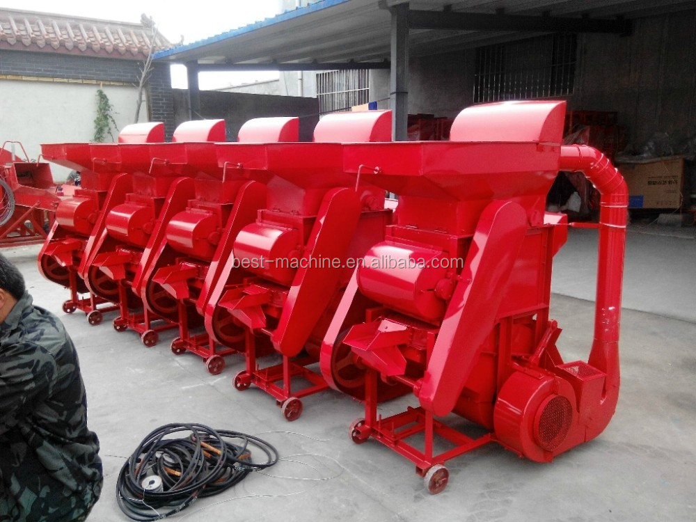 CE peanut shell removing machine for peanut oil press