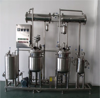 Multi-Functional Extract Concentration Unit herbal extraction unit