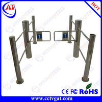 Smart card access automatic barrier