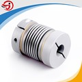10*12 BW-C high torque motor parts accessories Metal bellows couplings