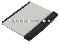 3 LED transparent flat panel book light