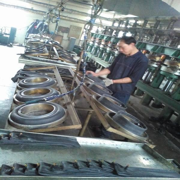 One Layer Inner Tube Curing Press Vulcanizing Machine for Motorcycle Bicycle tube