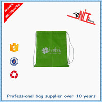 Promotional 210T polyester drawstring bag china product