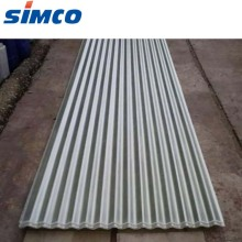 Zinc galvanized 14 gauge corrugated steel roofing sheet price per for sale
